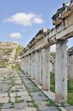 罗马的ampitheater 图库摄影