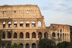 罗马的colosseum 库存图片