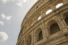 罗马的colosseum 免版税图库摄影
