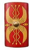 罗马盾 免版税库存照片