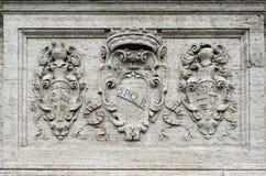 罗马符号 免版税库存图片