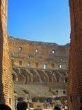 罗马罗马斗兽场内部3 库存图片