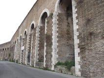 罗马罗马渡槽 库存图片