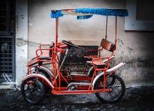 罗马自行车 图库摄影