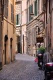 罗马街道 免版税库存图片