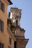 罗马街道 免版税库存照片