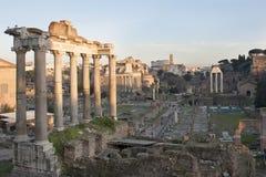 罗马论坛 库存照片
