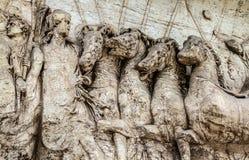 罗马跑马场 免版税库存图片