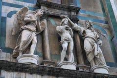 罗马雕象,罗马 库存图片