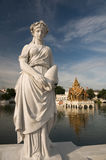 罗马雕象 免版税图库摄影