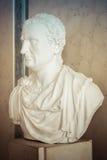 罗马雕象 库存照片