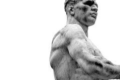 罗马雕象 免版税库存照片