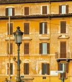 罗马,意大利街道  图库摄影