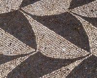 罗马,意大利- 2018年5月26日:在Caracalla浴的马赛克  免版税库存照片