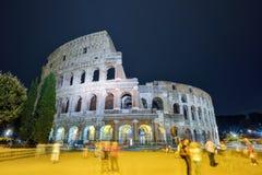 罗马,意大利- 2016年6月01日:罗马斗兽场在罗马,意大利 免版税库存图片