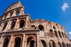 罗马,意大利- 2016年9月12日:罗马斗兽场在罗马,意大利 免版税库存图片
