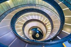 罗马,意大利- 6月01 :梵蒂冈博物馆在罗马, 2016年6月01日的意大利 图库摄影
