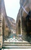 罗马,拉齐奥,意大利 2017年7月25日:罗马C的内部看法 免版税库存图片
