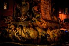 罗马,罗马意大利 免版税图库摄影