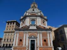 罗马-圣玛丽亚二洛雷托省 免版税库存图片
