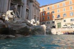 罗马-意大利-罗马考古学站点 库存照片