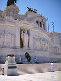 罗马-胜者伊曼纽尔的国家历史文物II 库存图片