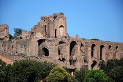 罗马-马戏Maximus 免版税库存照片