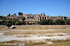 罗马-马戏Maximus 库存照片