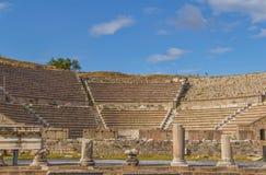 罗马asklepion的pergamum 库存照片