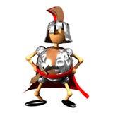 罗马clipart的军团的士兵 免版税库存图片