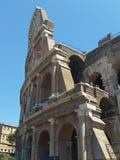 罗马coloseo美好的天 图库摄影