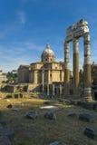 罗马ruines 免版税库存照片