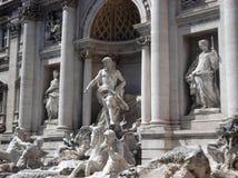 罗马sculture 免版税库存照片