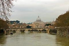 罗马Trastevere 库存照片