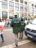 罢工德国 免版税库存图片