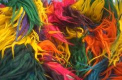 羊毛地毯 免版税库存图片