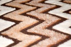 羊毛毯子 免版税库存图片