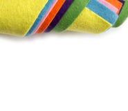 羊毛状的材料抽象背景  免版税库存照片