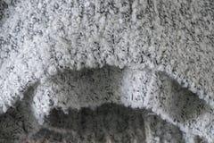羊毛纺织品冬天 库存照片