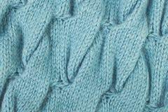 羊毛褶裥 免版税库存照片