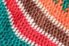 羊毛针织品 库存图片