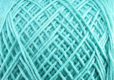 羊毛钩针编织 免版税库存照片