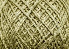 羊毛钩针编织 免版税库存图片
