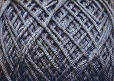 羊毛钩针编织 库存照片