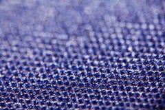 羊毛织品织法纹理  库存图片