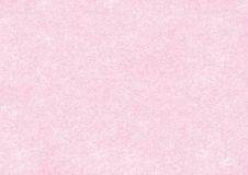 羊皮纸粉红色 免版税库存图片
