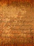 羊皮纸 皇族释放例证