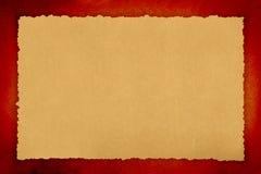 羊皮纸 免版税图库摄影