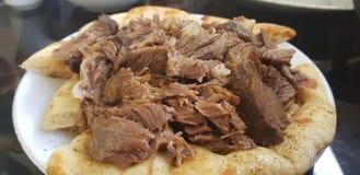 羊羔肉食物 免版税图库摄影