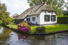 羊角村,荷兰 库存图片